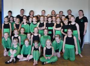 Opvisning 2016 - 2 og 3 klasse