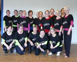 Opvisning 2016 - Kvindeholdet SMIL